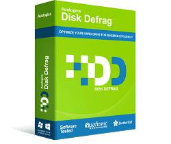 Auslogics Disk Defrag Cover