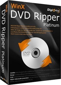 WinX DVD Ripper Cover