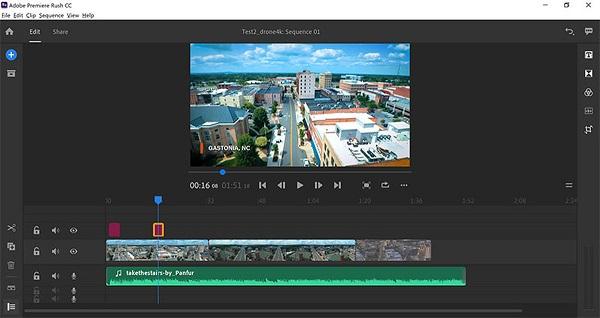 Adobe Premiere Rush Full