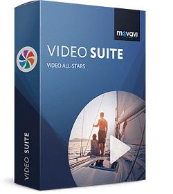Movavi Video Suite Cover