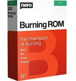 Nero Burning ROM 2021 Cover