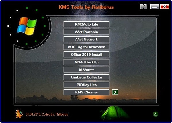 Ratiborus KMS Tools