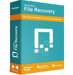 Auslogics File Recovery Cover