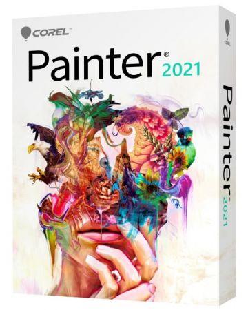 Corel Painter 2021 Cover