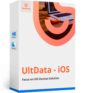 Tenorshare UltData for iOS Cover