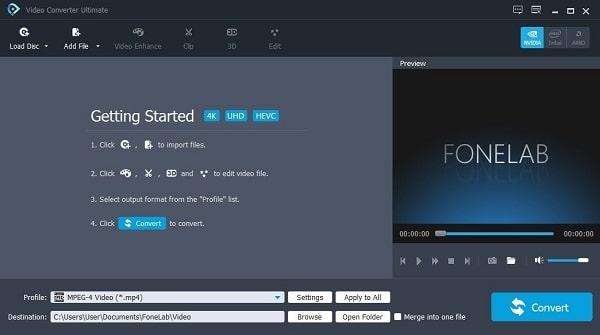 FoneLab Video Converter