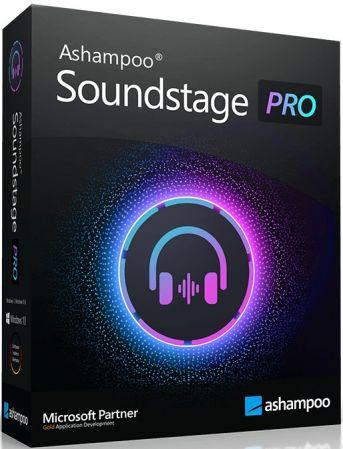 Ashampoo Soundstage Pro Cover