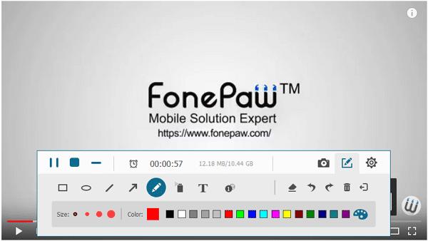 FonePaw Screen Recorder