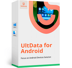 Tenorshare UltData for Android Cover