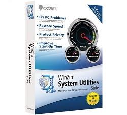 WinZip System Utilities Suite Cover