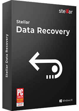 Stellar Data Recovery Professional Cover