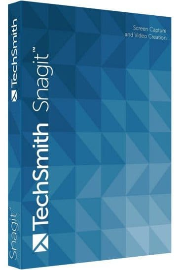 TechSmith Snagit Cover