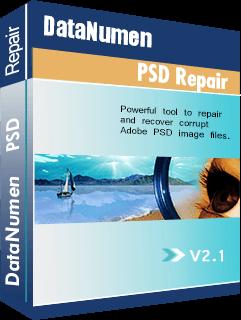 DataNumen PSD Repair Cover