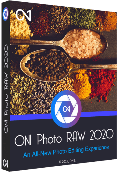 ON1 Photo RAW Cover