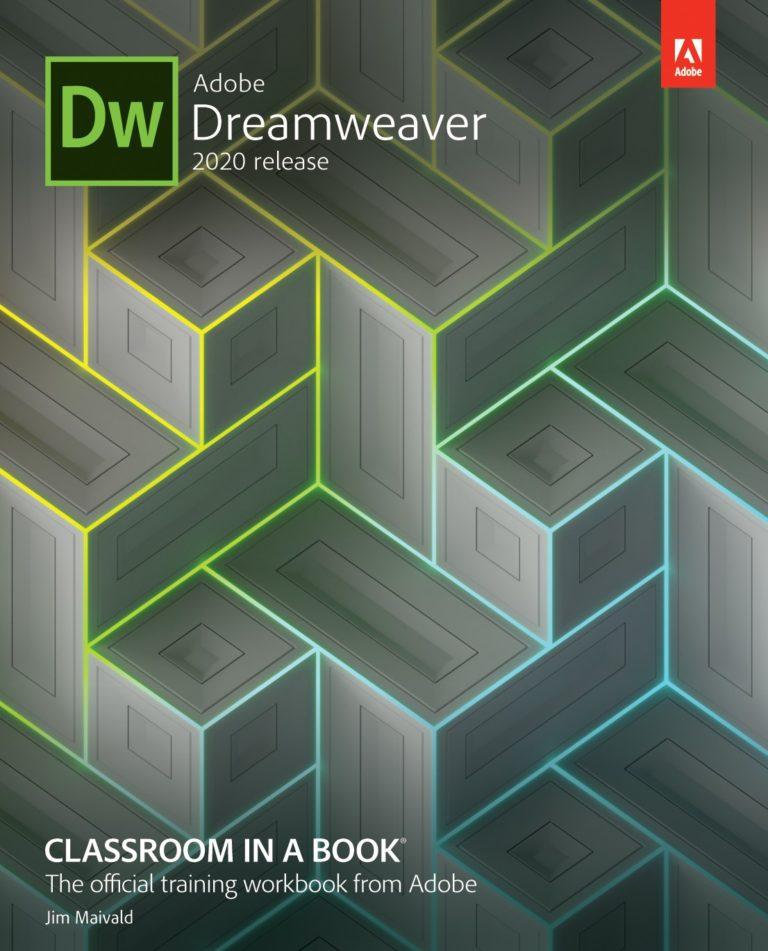 Adobe Dreamweaver 2020 cover