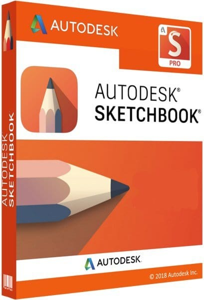 Autodesk SketchBook Pro Cover