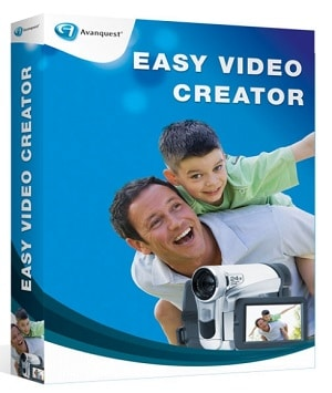 Avanquest Easy Video Creator Cover