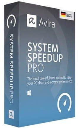 Avira System Speedup Pro Cover