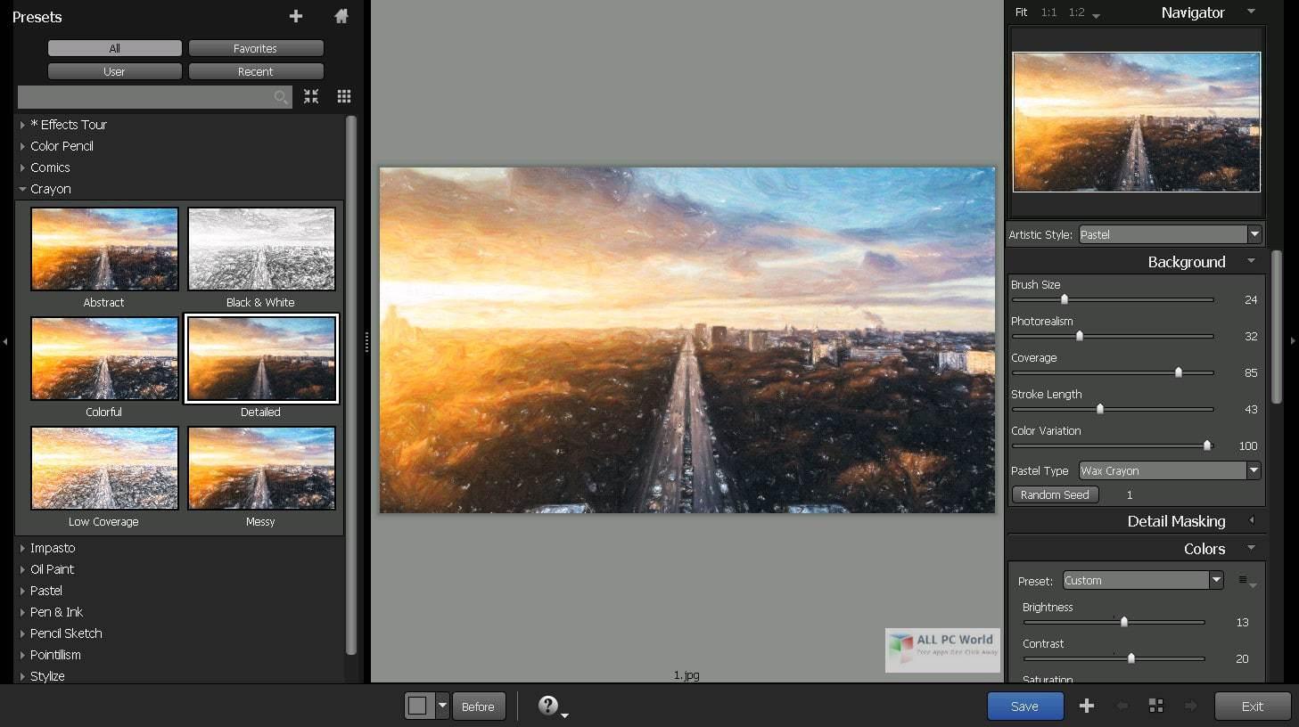 Exposure Software Snap Art