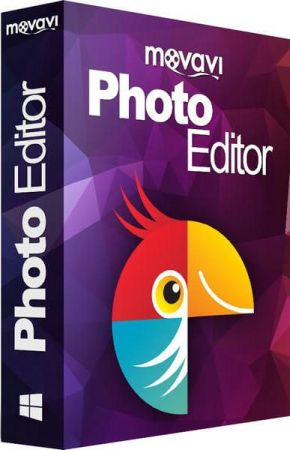 Movavi Photo Editor Cover