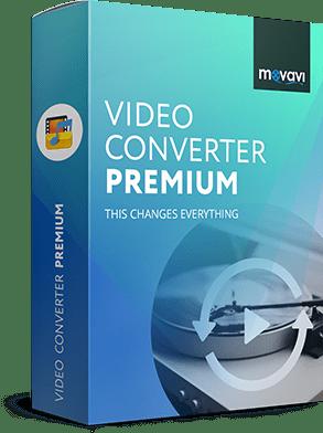 Movavi Video Converter Cover