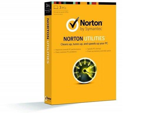Norton Utilities Cover