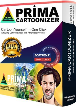 Prima Cartoonizer Cover
