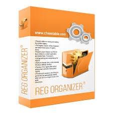 Reg Organizer Cover