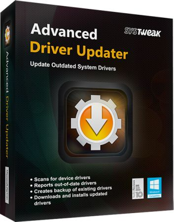 SysTweak Advanced Driver Updater Cover