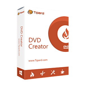 Tipard DVD Creator Cover