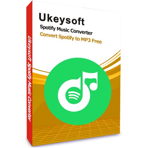 Ukeysoft Spotify Music Converter Cover