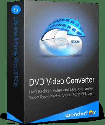 WonderFox DVD Video Converter Cover
