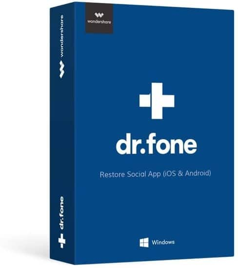 Wondershare Dr. Fone Toolkit Cover