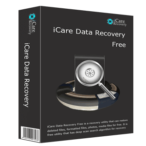 iCare Data Recovery Cover