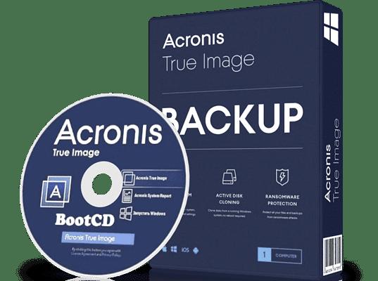 Acronis True Image 2021 Cover