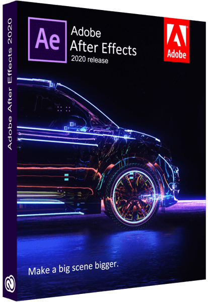 Adobe After Effects 2020 Cover