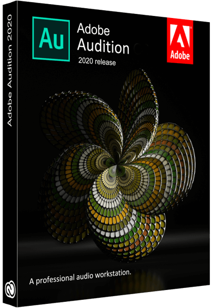Adobe Audition 2020 Cover