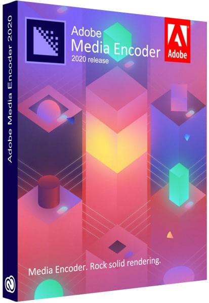 Adobe Media Encoder 2020 Cover