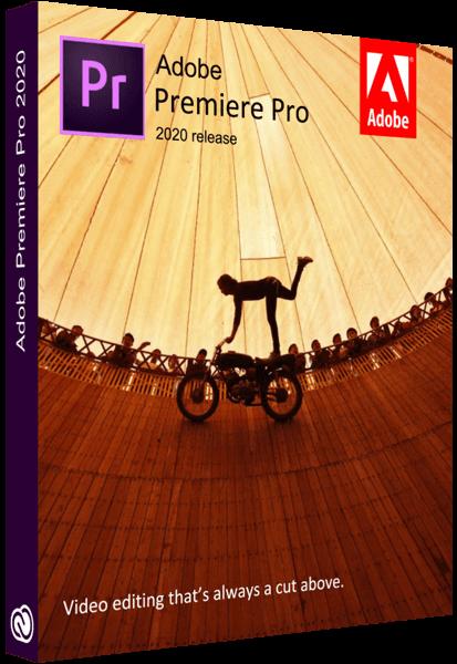Adobe Premiere Pro 2020 Cover