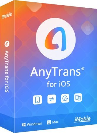 AnyTrans for iOS Cover