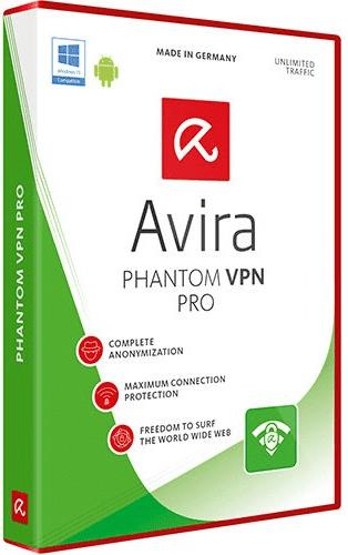 Avira Phantom VPN Pro Cover
