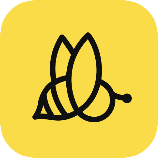 BeeCut Logo