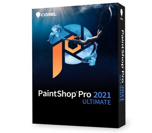 Corel PaintShop Pro Cover
