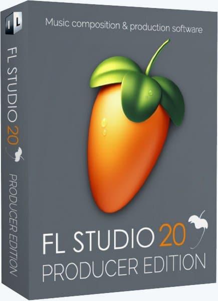 FL Studio Producer Edition Cover
