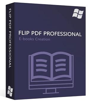 Flip PDF Professional Cover