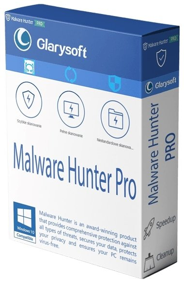 Glary Malware Hunter Pro Cover