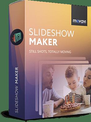 Movavi Slideshow Maker Cover