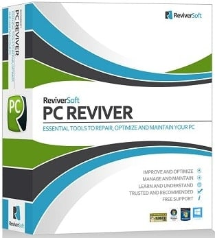 ReviverSoft PC Reviver Cover