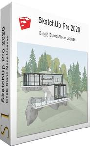 SketchUp Pro 2021 Cover