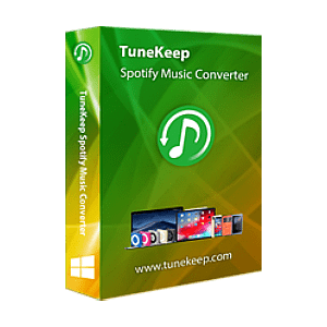 TuneKeep Spotify Music Converter Cover